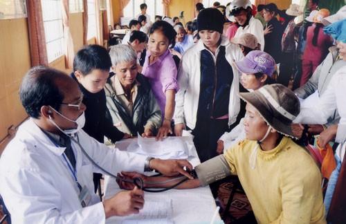 Chăm sóc y tế tại tuyến cơ sở