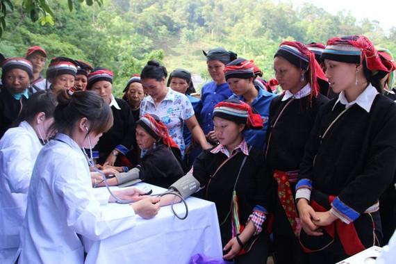 Việt Nam luôn thực hiện công bằng trong chăm sóc sức khỏe