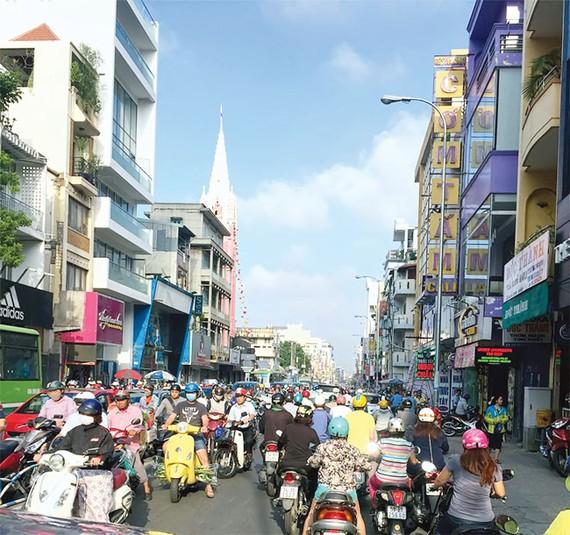 Việt Nam rất năng động và nhiều tiềm năng trong mắt các nhà đầu tư nước ngoài. Ảnh: TT International