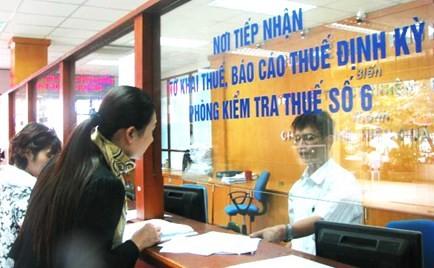 Ngành thuế tạo thuận lợi  tốt nhất cho doanh nghiệp