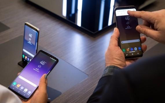 Galaxy Note 8 không tích hợp cảm biến vân tay trên màn hình