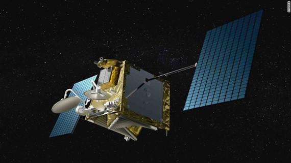 Một vệ tinh có kích thước bằng chiếc máy giặt