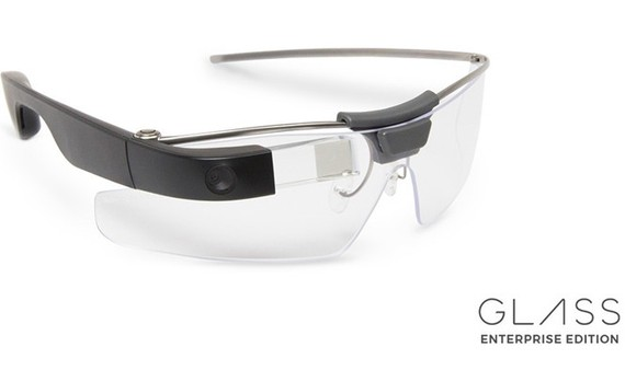 Google vừa bất ngờ tung ra phiên bản nâng cấp mẫu kinh thông minh Google Glass.