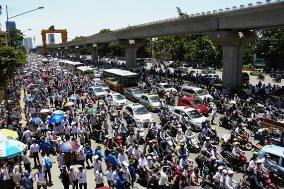Khu dân cư phải gắn hạ tầng giao thông