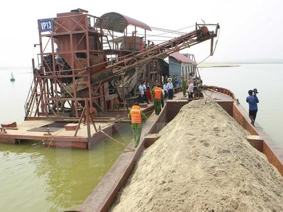 Khai thác tiềm năng cát nhân tạo, cát nhiễm mặn