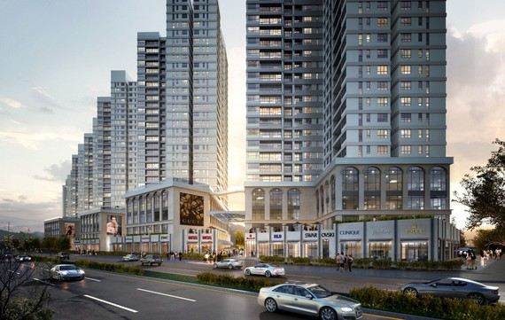 Chủ đầu tư The Sun Avenue đảm bảo quyền lợi nhà thầu phụ và khách hàng