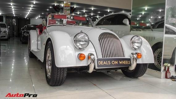 Morgan Plus 4 - xe dành cho tín đồ hoài cổ