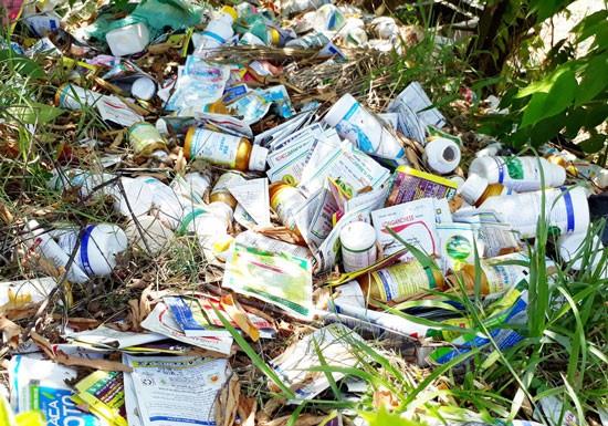 Báo động ô nhiễm chất thải