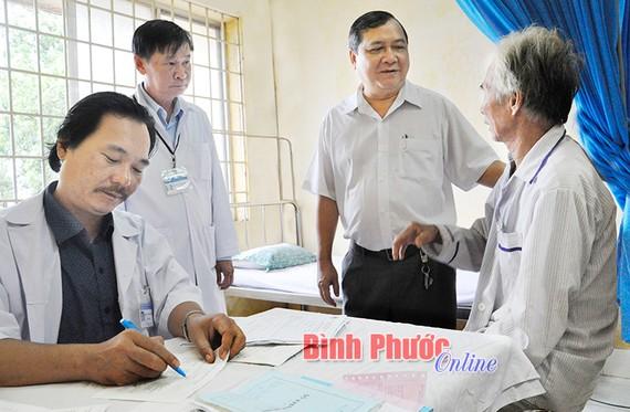 Bảo hiểm xã hội Bình Phước nỗ lực phấn đấu hoàn thành nhiệm vụ năm 2018
