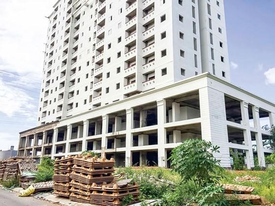 Dự án chung cư Gia Phú tại số 68 – 72 Lê Văn Chí, phường Linh Trung, quận Thủ Đức.