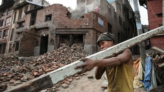 Sau thảm hoạ động đất năm 2015 đến nay, các điều kiện sống ở Nepal đã được cải thiện đáng kể. Ảnh: CNN