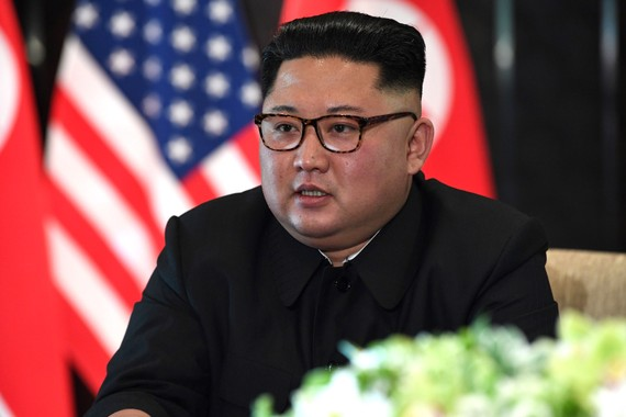 Nhà lãnh đạo Triều Tiên Kim Jong-un. Ảnh: NEW YORK POST