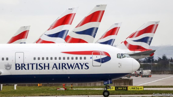 BA tuyên bố vụ việc đã bị ngăn chặn và hiện trang mạng của BA đã hoạt động bình thường trở lại. Ảnh Getty