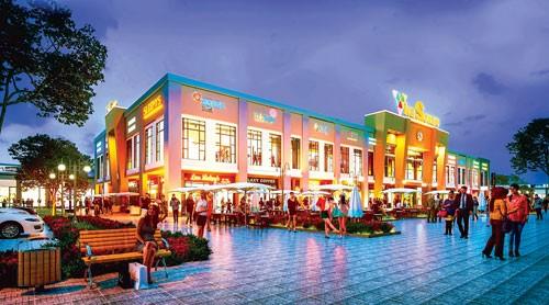 TTTM Viva Square và KĐT The Viva City
