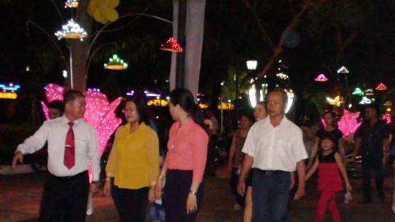 Biên Hòa có tuyến phố đi bộ đầu tiên