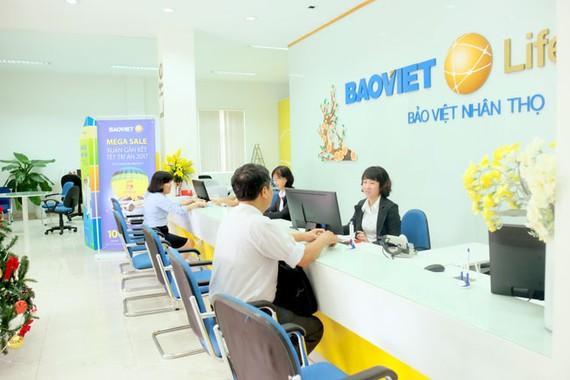 Bảo Việt doanh thu quý I-2017 tăng trưởng mạnh