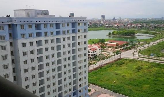 Nhiều nhà tái định cư Hà Nội bỏ trống vì dân không ở