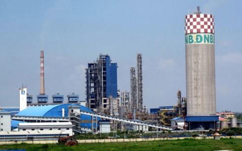 Nhà máy đạm Ninh Bình, một trong những dự án đầu tư bằng vốn Nhà nước kém hiệu quả