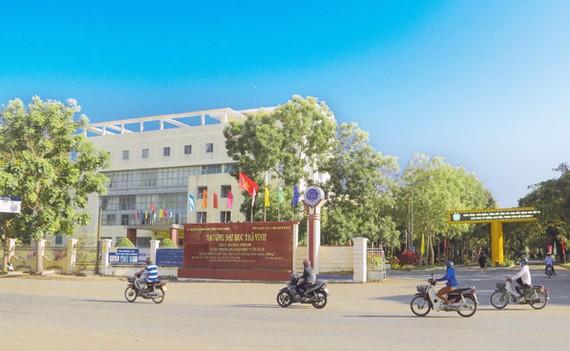 ĐH Trà Vinh top 100 trường ĐH đáng học nhất VN