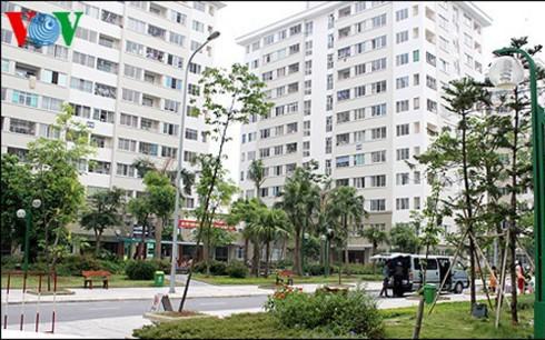 Căn hộ 25m2 là giải pháp phát triển nhà giá thấp