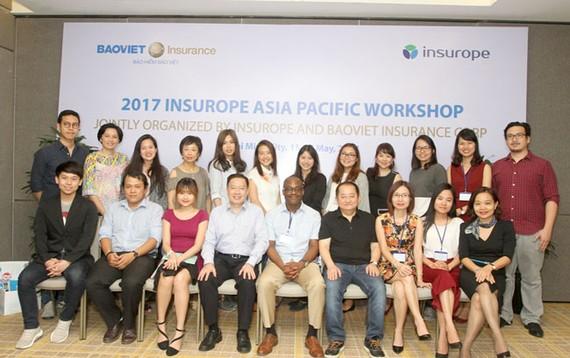 Bảo hiểm Bảo Việt củng cố vị thế tại Insurope