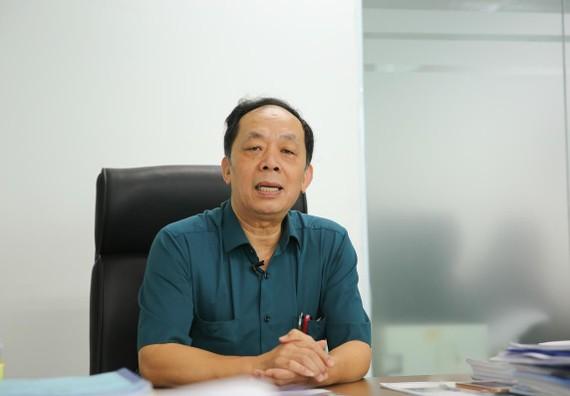 Ông Đào Huy GiámTổng Thư ký Diễn đàn Kinh tế tư nhân (VPSF).
