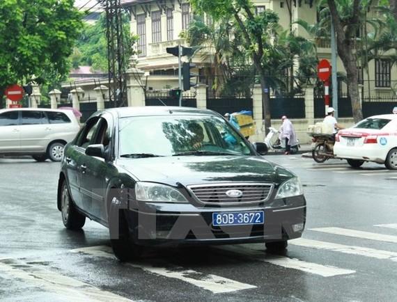 Sẽ có quy định cấm dùng ôtô biếu tặng sai định mức