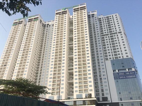 Ecolife Capitol một trong những dự án căn hộ vừa mở bán tại Hà Nội