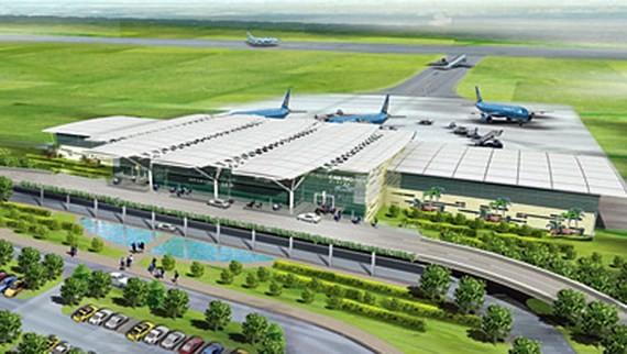 Phối cảnh Cảng hàng không Long Thành