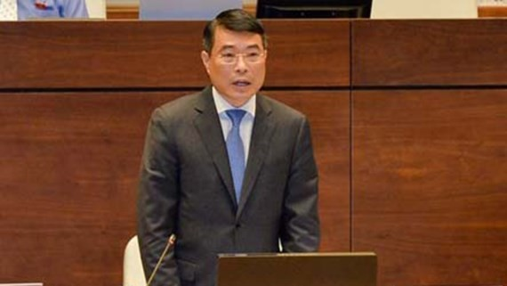 Thống đốc NHNN Lê Minh Hưng