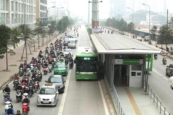Liệu BRT Hà Nội có trở thành một phương tiện sai chức năng?