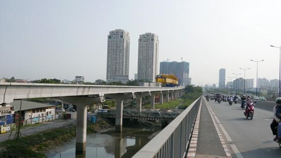 Xin ứng 500 tỉ đồng thanh toán cho nhà thầu tuyến metro số 1
