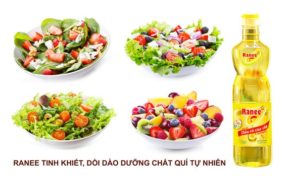 Món ngon được chế biến từ Ranee