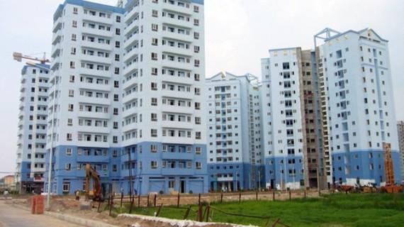 Bố trí tái định cư tại chỗ lớn hơn hoặc bằng diện tích căn hộ cũ