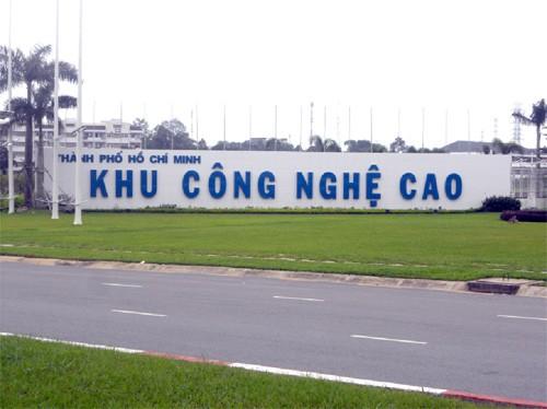 TP.HCM hoạt động Chi cục Hải quan khu công nghệ cao
