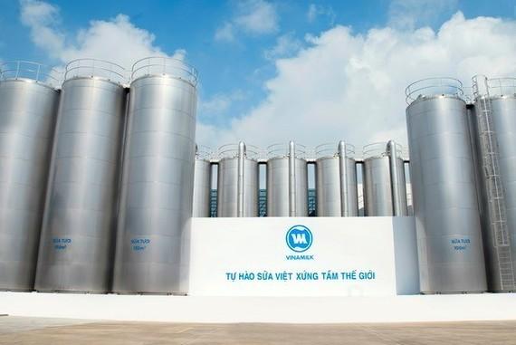 Vinamilk là thương hiệu lớn, có uy tín của Việt Nam và trên trường quốc tế.