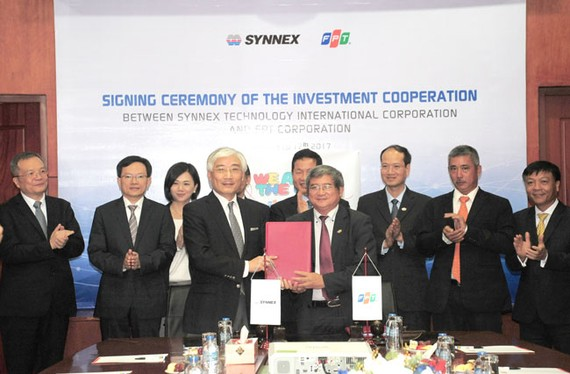 Synnex bước chân vào ngành bán lẻ Việt Nam