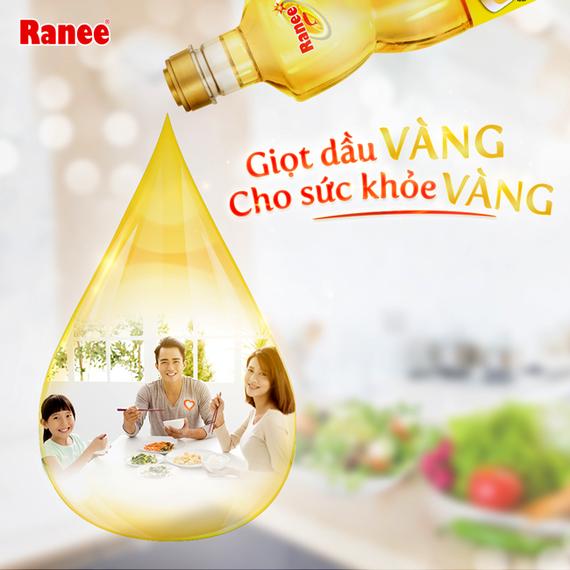 Giọt vàng Ranee giúp bảo vệ và mang lại sức khỏe vàng cho cộng đồng.