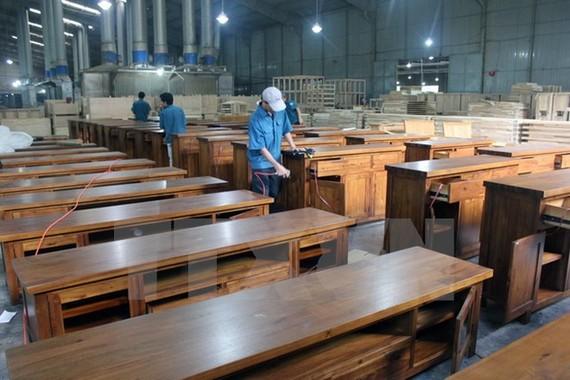Kim ngạch xuất khẩu gỗ và sản phẩm gỗ dự kiến đạt 8 tỷ USD