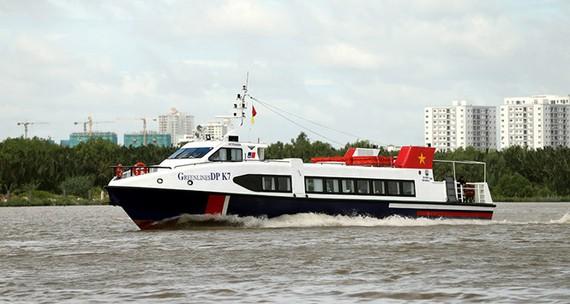 Phát triển du lịch đường sông ở TP.HCM còn nhiều khó khăn