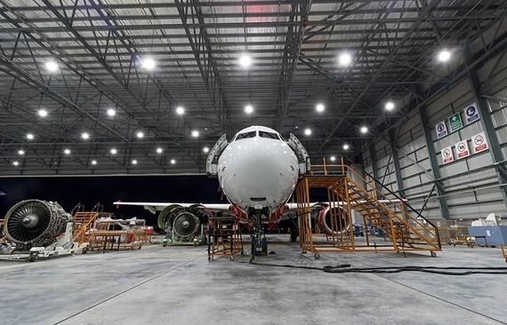 Airbus gia tăng sự có mặt tại châu Á