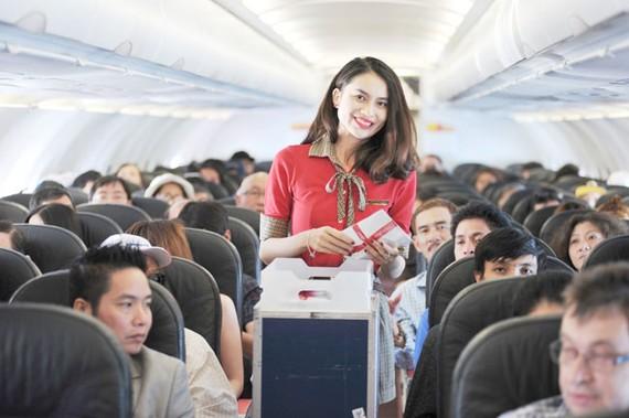 Vietjet khuyến mại 40.000 vé bay Đài Loan giá 0 đồng