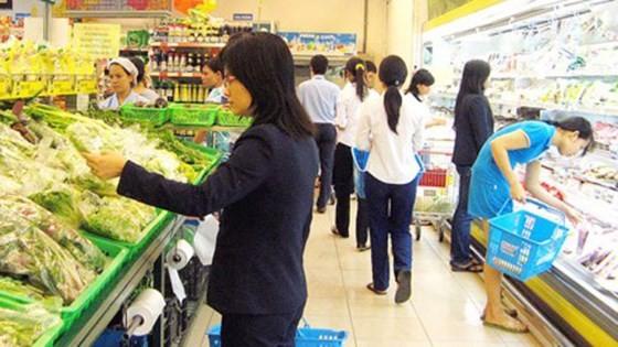 Toàn thành phố cũng đã thiết lập 10.602 điểm bán chương trình bình ổn trên thị trường.