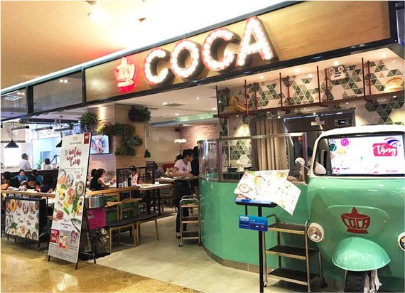 Nhà đầu tư Thái Lan mở rộng đầu tư thị trường ẩm thực Việt Nam