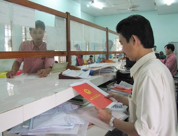 Công tác cấp giấy chứng nhận tại các dự án nhà ở còn chậm