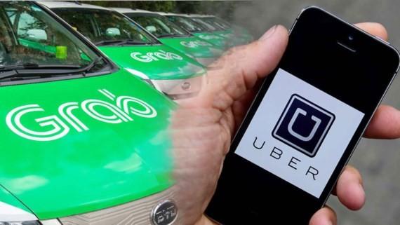 Đề nghị sửa quy định, coi Uber, Grab như doanh nghiệp vận tải