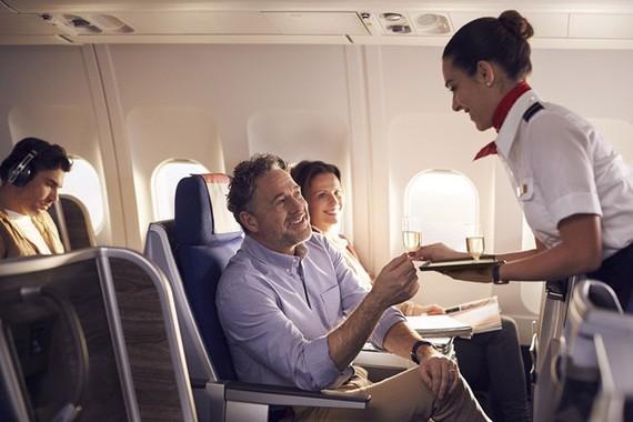 Hãng hàng không Thụy Sĩ mở đường bay thẳng tới TPHCM