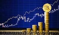 Giá tiền điện tử bitcoin tăng vượt 12.000 USD