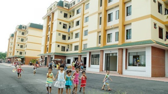 Hà Nội phát triển mới 11 triệu m2 sàn nhà ở trong năm 2018