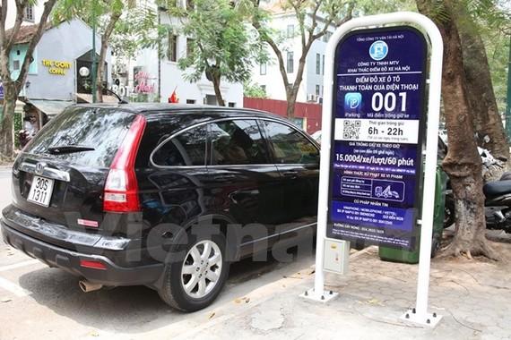 Hà Nội: Chung cư, TTTM sẽ có trông xe qua di động